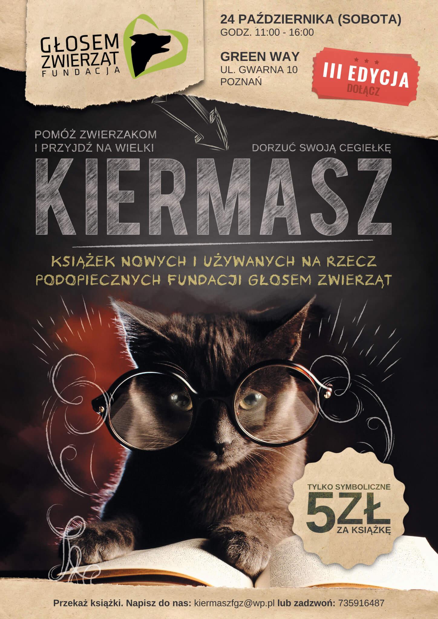 24.10.2015r. - III Kiermasz Książek