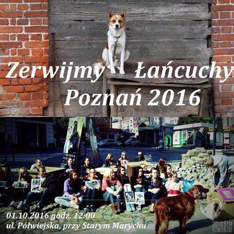 Zerwijmy Łańcuchy Poznań 2016