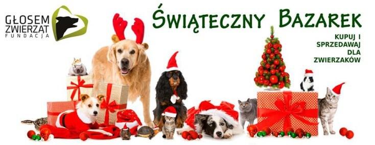 Dołącz do naszego świątecznego bazarku!