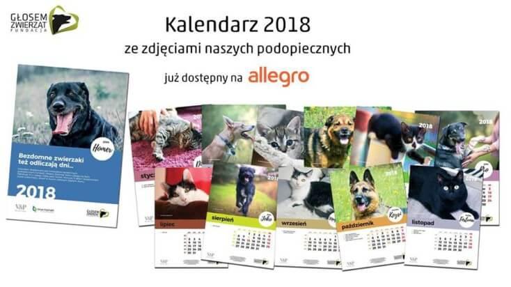 Nowy kalendarz już w sprzedaży