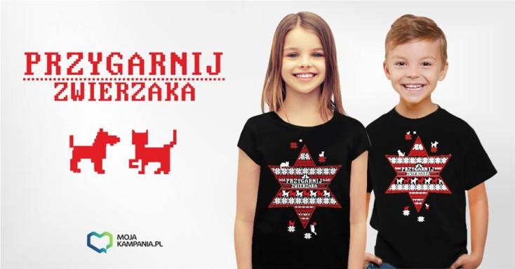Ruszyła III edycja kampanii PRZYGARNIJ ZWIERZAKA